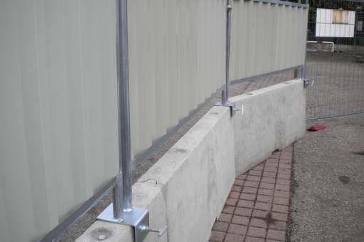 3D Noise Control Barrier